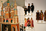 Krakow Nativity Scene And Puppets