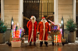 Street Santas