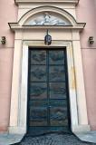 Metal Work Door