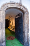 Doorway To Chairs