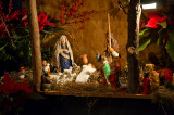 Christmas Crib At The Visitants' Church