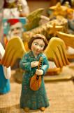 Angel With Mandolin