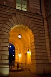 Passage With Lanterns