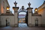 Ornamented Gate