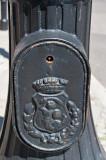 Mermaid On The Lantern Post