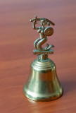Warsaw Mermaid On A Bell