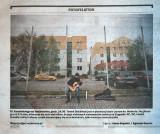 Tomek In Newspaper