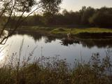 Bug River In Rybienko