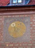 Old Town Sundial