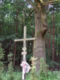 Memory Cross in Lelekhivka