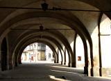 Old Town Arcades
