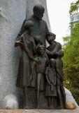 Monument To Janusz Korczak