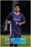 9 octobre 2010 -  Soccer masculin AA
