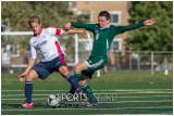 23 septembre 2012 - Soccer Division I - M
