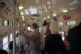 Street car in SF inside Reala