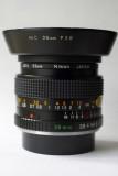 Minolta hood for MC 28mmF/2.8