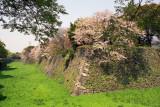 Moat of Nagoya castle