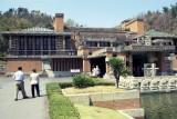 Imperial hotel in Meiji-Park in Aichi