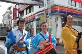 Chindon'ya in Tokyo