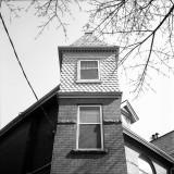 Neighbourhood in B&W
