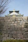 Ōsaka castle @f4