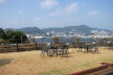 A view from Glover mansion in Nagasaki @f4