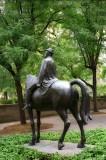 Man on the horse Reala