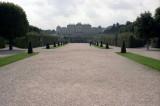 Velvedere palace in Vienna