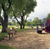 Park in our neighbourhood
