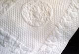 Baby quilt 2 details