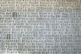 Wall of WWII Heros @50mm 5D