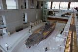 Battle ship Yamato 1/10 scale Reala