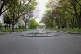 Shirakawa park in Nagoya Reala