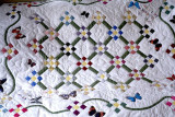 Baby quilt 5  made at the end of 2007