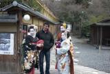 Geiko in Kyoto M8