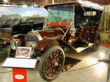 1911 Pierce Arrow Model 48 Touring that cost $5K back in the day when you could buy a Model T for $500.