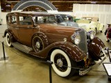 1933 Lincoln KB V12 owned by founder of Bank of America, Mr. Gianini.
