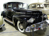 1940 Lincoln Town Car originally owned by Henry Ford's wife; Mrs. Clara Ford.