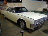 1963 Lincoln convertible suicide 4-dr sedan