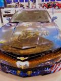 Airbrushed American Pride Camaro SS