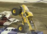 Monster Trucks - Rogers Center, Toronto ON, 01-26-06