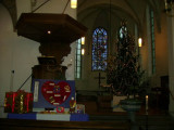 Geldermalsen, NH Centrumkerk interieur kerst [022], 2009.jpg