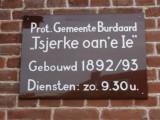 Birdaard, prot gem (ex geref kerk) infobord [004], 2009.jpg