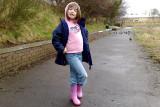Eileen, shy as always :)