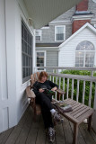 How to spend time on the deck