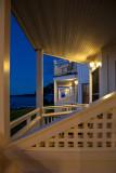 Balcony perspective