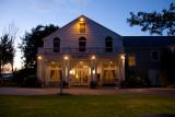 Entrance to the Bar Harbor Inn