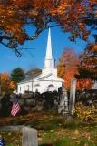 Canterbury Chapel and Revolutionary War Cemetery
