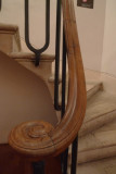 Staircase Banister.