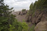 Bay of Fundy Hopewell Rocks and Fundy Nat'l Park - New Brunswick